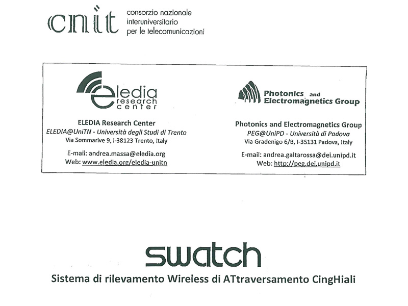 Progetto SWATCH